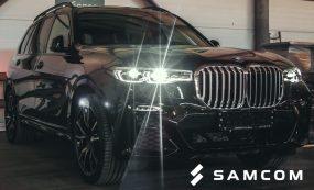 Доставка BMW из России в Казахстан