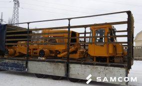 Перевозка крупногабаритной техники из России в Казахстан