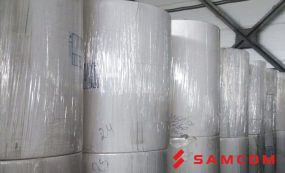 Перевозка 18 тонн бумаги из России в Казахстан