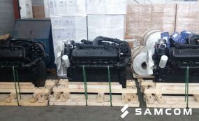 Доставка двигателей из Санкт-Петербурга в Курган