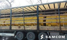 Доставка стеклопластиковых ёмкостей в Жанаозен