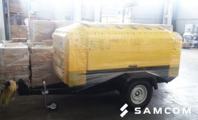 Перевозка компрессорной установки из Челябинска в Аксай