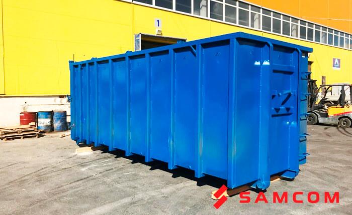 Доставка контейнера из Санкт-Петербурга в Самару