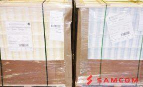 Перевозка заготовок пачек для сигарет в Казахстан