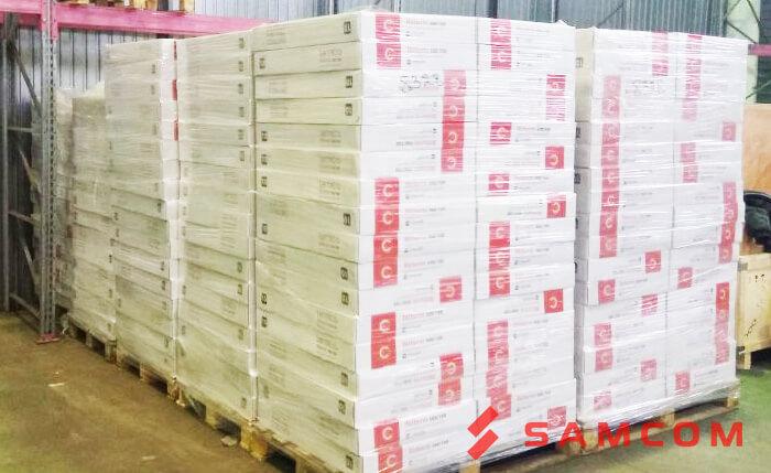 Доставка радиаторов из Самары в Атырау