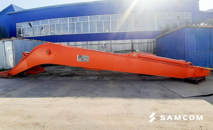 Иваново – Усть-Каменогорск: доставка оборудования для экскаватора