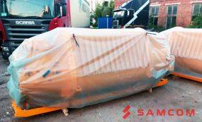 Перевозка трансформаторной подстанции в Караганду