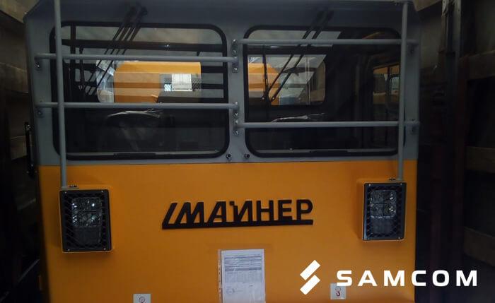 Доставка самоходной машины из Ярцево в Коктау
