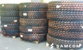Перевозка шин для транспортных средств из России в Казахстан