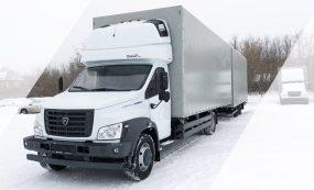 Забор и развоз грузов по Нур-Султану и северной части Казахстана стали оперативнее, благодаря новым ГАЗ Next