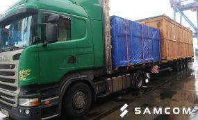 С корабля на трал: доставка негабаритного груза в Алматы