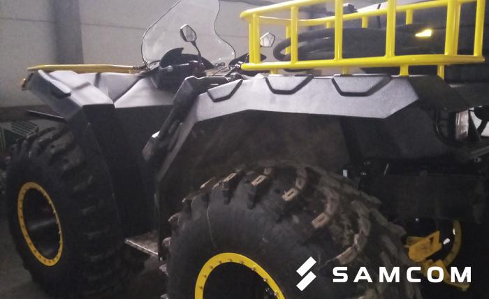 Доставка квадроцикла SIMBA в Атырау
