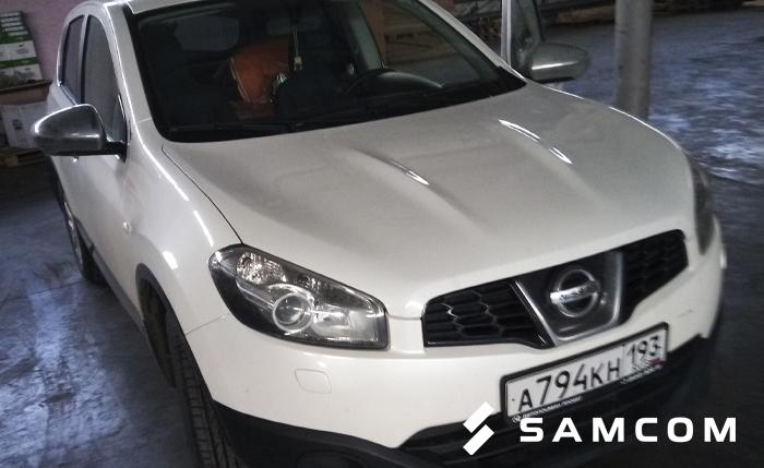Пенза — Нур-Султан: успешная доставка Nissan Qashqai