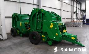 ГК SAMCOM доставила сельскохозяйственную технику из России в Костанай