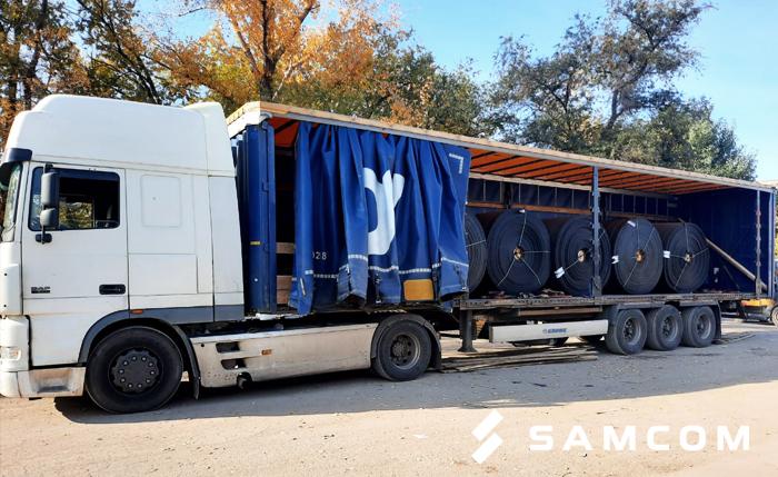 Поставка конвейерной продукции в Шымкент