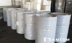 ГК SAMCOM доставила партию бочек с «химией» в Атырау