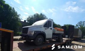 Грузоперевозка ГАЗ с дезинфекционной установкой в Талдыкорган