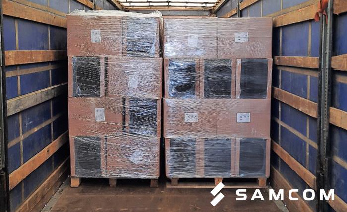 Перевозка комплектующих из России в Алматы