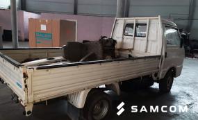 Перевозка пикапа из Самары в Алматы
