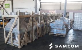 Перевозка 40 аппаратов ИВЛ из России в Казахстан