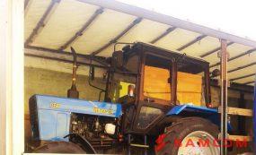 Перевозка трактора Беларуси в Самару