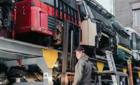 В Казахстане обсуждают повышение утильсбора на грузовые автомобили