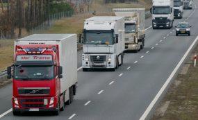 В России начали действовать весенние ограничения для грузового транспорта