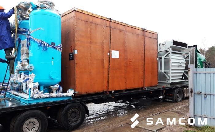 Масштабная перевозка оборудования из России в Казахстан