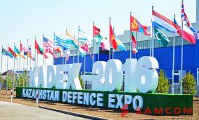 Доставка военной техники на крупнейшую выставку вооружения в Центральной Азии KADEX-2016