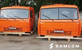 Перевозка кабин «КАМАЗ» из Набережных Челнов в Тараз