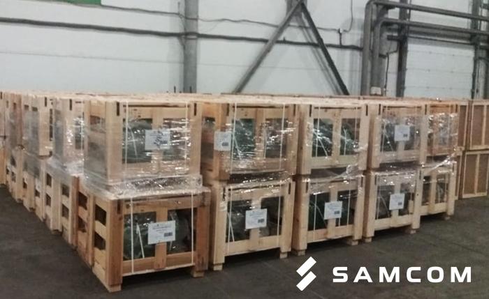 Доставка 116 ящиков из Сарапула в Актау