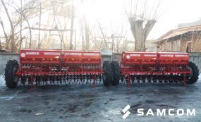 Доставка зернотуковой сеялки в Кызылорду