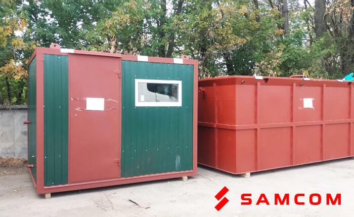 Перевозка нефтяного оборудования из Ростова в Казахстан