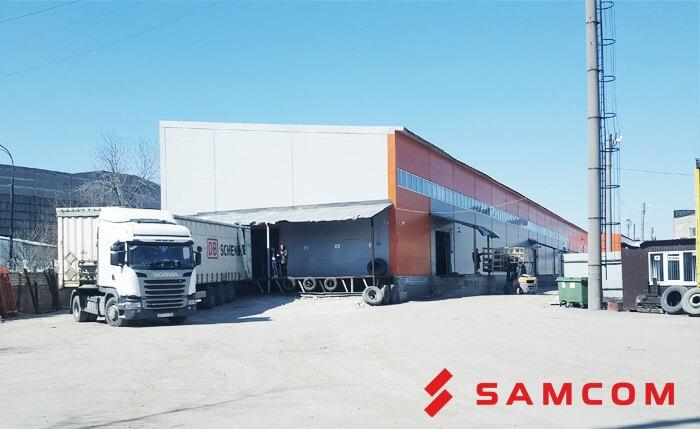 Логистические центры SAMCOM