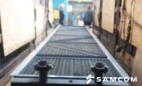 47 фур с оборудованием за полгода по направлению Томск – Шымкент